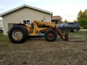 FOR SALE, I-60 Alice Chalmers Industrial Tractor