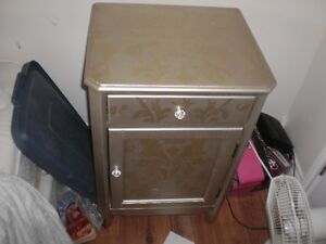 2 bedside tables from Home Sense
