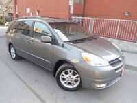2004 TOYOTA SIENNA LE AWD , LOADED , CLEAN VAN ,ALLOY WHEELS !!!