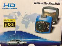 HD Vehicle Dash Camera with 16GB Kingston Micro Card