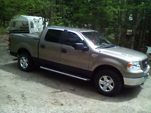 2005 Ford F-150 Crewcab Camionnette