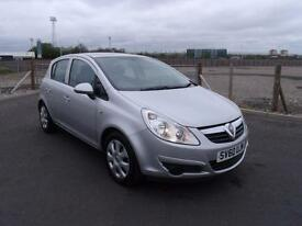 VAUXHALL CORSA 1.4i 16v EXCLUSIVE AIR-CON 5 DOOR 2010
