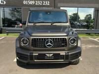 2021 Mercedes-Benz G-CLASS 4.0 AMG G 63 4MATIC 5d 577 BHP Estate Petrol Automati