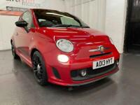 2013 Abarth 500 1.4 T-Jet 3dr Hatchback Petrol Manual