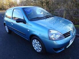 Renault Clio 1.2 ( 60bhp ) Campus ONLY 11000 Mls one lady owner