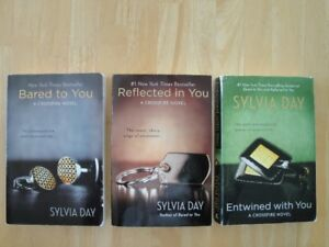 Sylvia Day - Three of the Crossfire Series