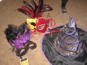 Halloween costume items