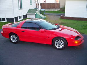 1996 Chevrolet Camaro Berline