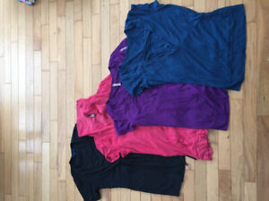 Thyme maternity cloths size sm / med 9 pieces