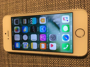 iPhone 5s FIDO great condition