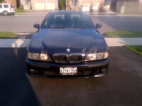 Classic 2000 BMW M5 for Sale!! In great condition!