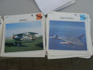 Aircraft Collectors Cards Sarnia Sarnia Area image 5