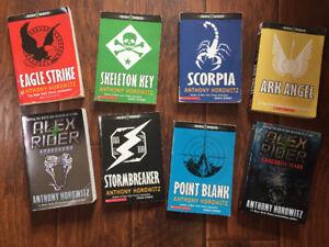 Alex Rider Novels