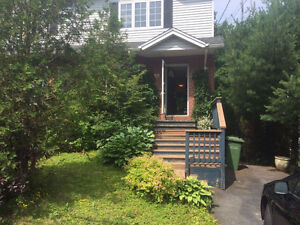 3-Bedroom semi-detached house for rent (near Armdale Rotary)