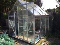 Greenhouse 6ft x 6ft