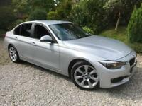 BMW 318 2.0TD ( 143bhp ) Auto 2013MY d SE 83000 MILES SILVER