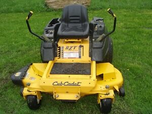 USED,CUB CADET ZERO TURN RIDER  54""