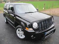 2008 JEEP PATRIOT SPORT 4X4 PETROL