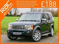 2006 Land Rover Discovery 2.7 TDV6 Turbo Diesel S 4x4 4WD 6 Speed Auto 7-Seater