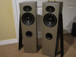 Athena AS-F1 Floorstanders ~ IMMACULATE!!!