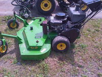 John Deere 52 inch Commercial Walk-behind Mower