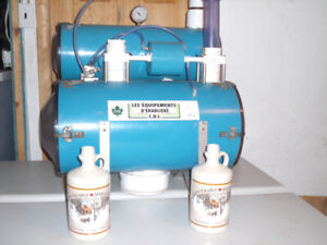 CDL Maple syrup Extractor