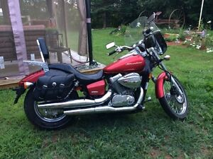 2009 Honda Shadow Spirt 750