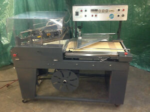 EMBALLEUSE AUTOMATIQUE SEALER MACHINE EMBALLAGE SHRINK