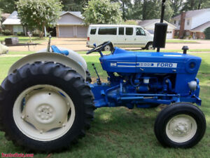 WANTED: FORD 3600 DIESEL TRACTOR WITH LOADER