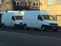 Alfi Man and Van