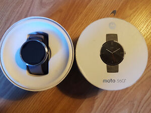 Samsung Moto 360 Smart Watch