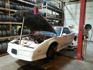 84 15th Anniversary Trans Am Project
