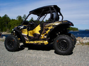 2014 Can-Am Maverick 1000 XRS-DPS
