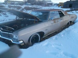 1970 chevrolet impala 2dr hard top