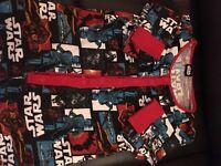 Star Wars onesie aged 8-9