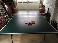 Table top tennis, ping pong, beer pong