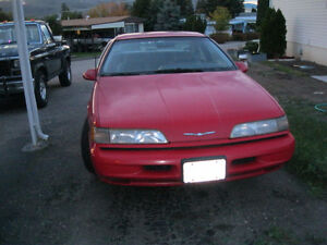1992 Ford Thunderbird Sport Coupe Coupe (2 door)