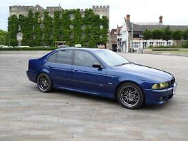 1999 BMW M5 4.9i V8 E39 6 SPEED MANUAL IN VERY NICE CONDITION FOR THE AGE
