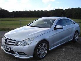 Mercedes E Class E 350 CDI BLUE EFFICIENCY SPORT
