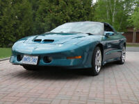 Trans Am GT Mint Condition