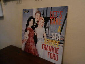 Vinyl Record/LP Frankie Ford - Let's Take a Sea Cruise Reissue