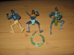 Figurines Avatar