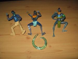 Figurines Avatar