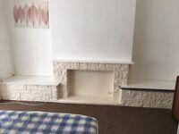 Large ground floor flat