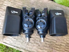 Nash Siren S5R bite alarms carp fishing