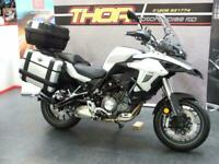 Benelli TRK 502cc TWIN, 2021 ADVENTURE,BLACK OR RED. ALL NEW MODEL,£5199
