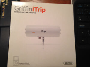Griffin iTrip FM Transmitter for iPod