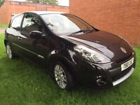 Renault clio 2010(60) 1.5 diesel with navigation system