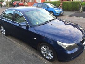 BMW 5 Series Petrol 2.1ltr - Leather Interior & Modern Features