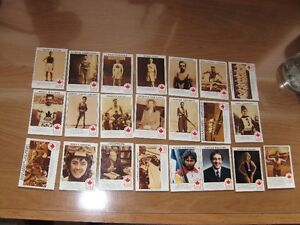 CARDS - CANADIAN OLYMPIC ASSOCIATION - REDUCED!!!!